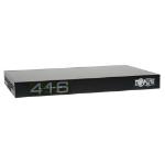 Tripp Lite NetCommander 16-Port Cat5 IP KVM Switch 1U Rack-Mount 4+1 User