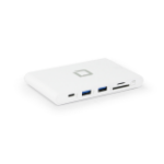 Dicota D31729 notebook dock/port replicator White