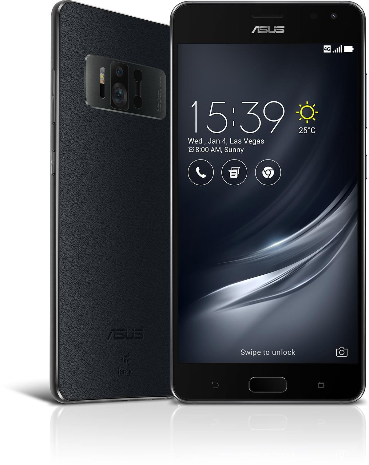 ASUS ZenFone ZS571KL-2A063A Dual SIM 4G 128GB Black smartphone