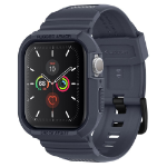 Spigen ACS00819 smartwatch-accessoire Opbergtas Houtskool Thermoplastic polyurethaan (TPU)