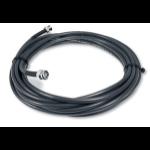 "Extron RG6 BNC/6 coaxial cable 70.9"" (1.8 m) Black"
