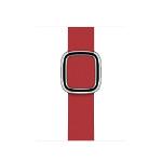 Apple MY662ZM/A smartwatch accessory Band Rot Leder