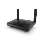 Linksys MR7350 draadloze router Dual-band (2.4 GHz / 5 GHz) Gigabit Ethernet Zwart
