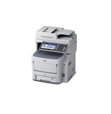 OKI MC760dnfax LED 28 ppm 1200 x 600 DPI A4