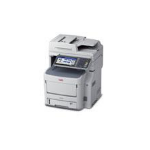 OKI MC760dnfax A4 Colour Laser Multifunction, 28ppm mono, 28ppm colour, 1200 x 600 dpi, 3 year On-Site warranty