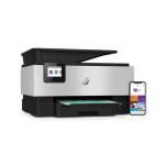 HP OfficeJet Pro 9012 Thermal Inkjet 22 Seiten pro Minute 4800 x 1200 DPI A4 Wi-Fi