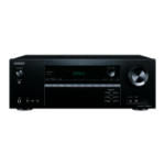 ONKYO TX-NR474 5.1channels Surround 3D Black AV receiver