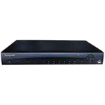 Honeywell HRHQ1162 digital video recorder (DVR) Black