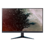 "Acer VG270U LED display 68.6 cm (27"") Wide Quad HD Flat Black"