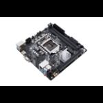ASUS PRIME H410I-PLUS/CSM Intel H410 LGA 1200 mini ITX