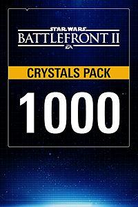 Microsoft STAR WARS Battlefront II:1000 Crystals