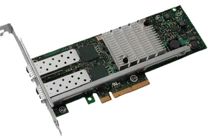 DELL 540-BBDR networking card Ethernet / Fiber 10000 Mbit/s Internal