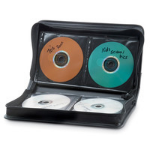 Verbatim 70105 storage media case Black