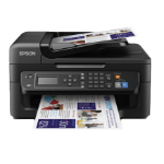 Epson WorkForce WF-2630WF 5760 x 1440DPI Inkjet A4 9ppm Wi-Fi Black multifunctional