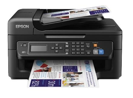 Epson WorkForce WF-2630WF 5760 x 1440DPI Inkjet A4 9ppm Wi-Fi