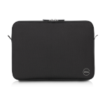 "DELL 460-BBRX notebook case 38.1 cm (15"") Sleeve case Black"