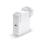 ALOGIC WCC60WH mobile device charger White Indoor