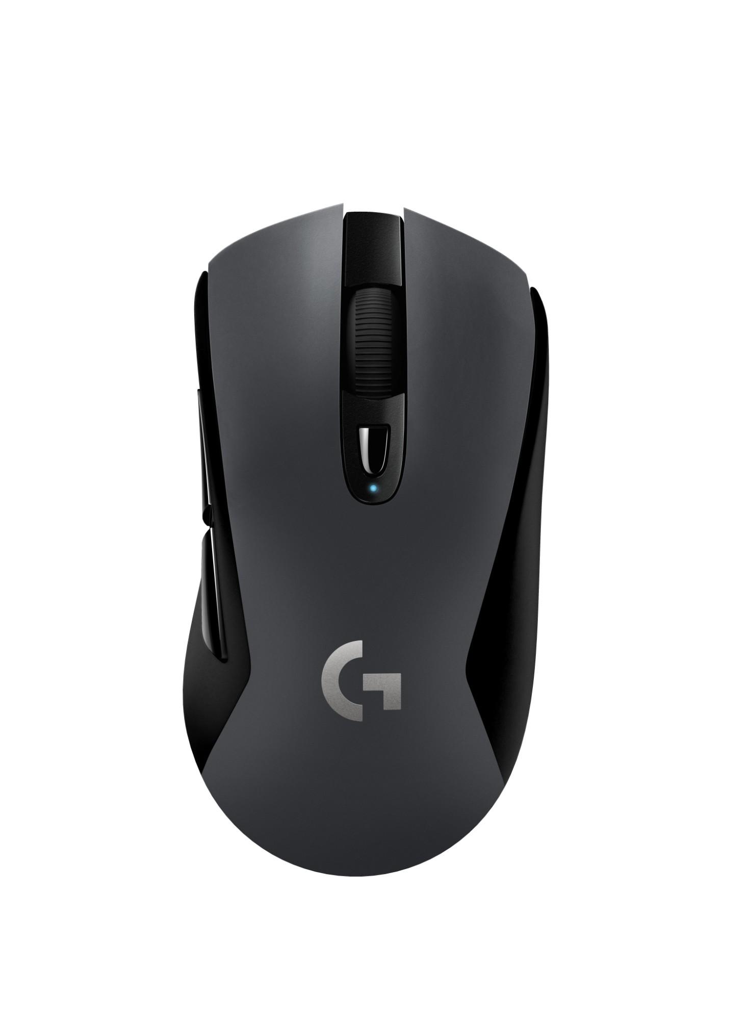 Logitech G G603 ratón RF inalámbrica + Bluetooth Óptico 12000 DPI mano derecha