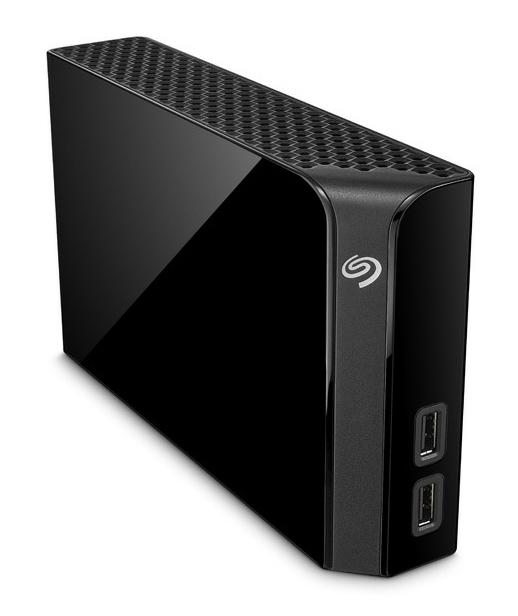 New Seagate Backup Plus Desk Hub External Hard Disk Drive Storage 4TB
