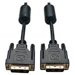 Tripp Lite DVI Single Link Cable, Digital TMDS Monitor Cable (DVI-D M/M), 30.5 m