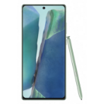 "Samsung Galaxy SM-N981B 17 cm (6.7"") 8 GB 256 GB 5G USB Type-C Green Android 10.0 4300 mAh"