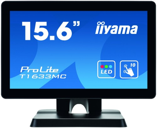 iiyama ProLite T1633MC-B1 touch screen monitor 39.6 cm (15.6