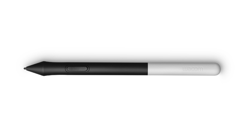 Wacom Pen for DTC133 stylus pen Black,White 11.1 g