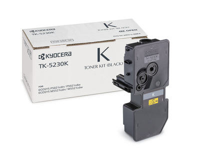 KYOCERA TK-5230K Original Negro 1 pieza(s)