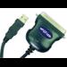 ST Lab U-191 1x USB 1x Centronics 36-pin Black cable interface/gender adapter