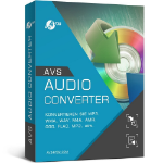 AVS4YOU Audio Converter Elektronischer Software-Download (ESD) Mehrsprachig