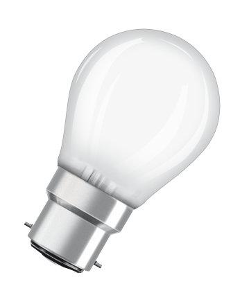 Osram Classic P LED bulb Warm white 4 W B22d A++