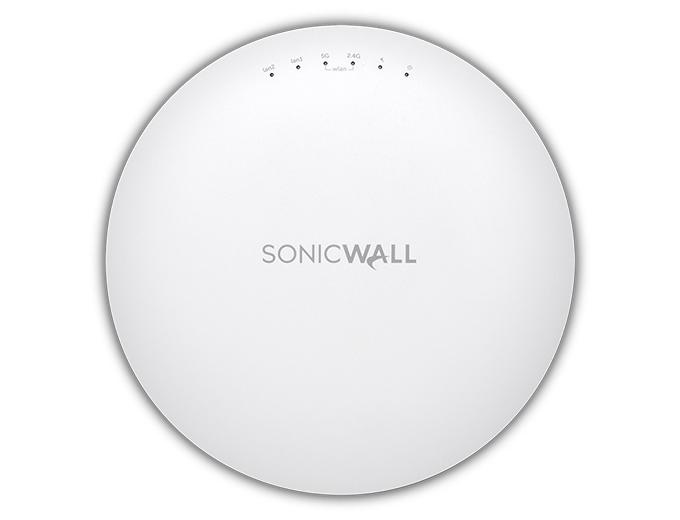 SonicWall 432i punto de acceso WLAN 2500 Mbit/s Energía sobre Ethernet (PoE) Blanco