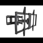 "Monoprice 12280 flat panel wall mount 100"" Black"