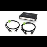 iogear GHSP8422BKIT video splitter HDMI 2x HDMI