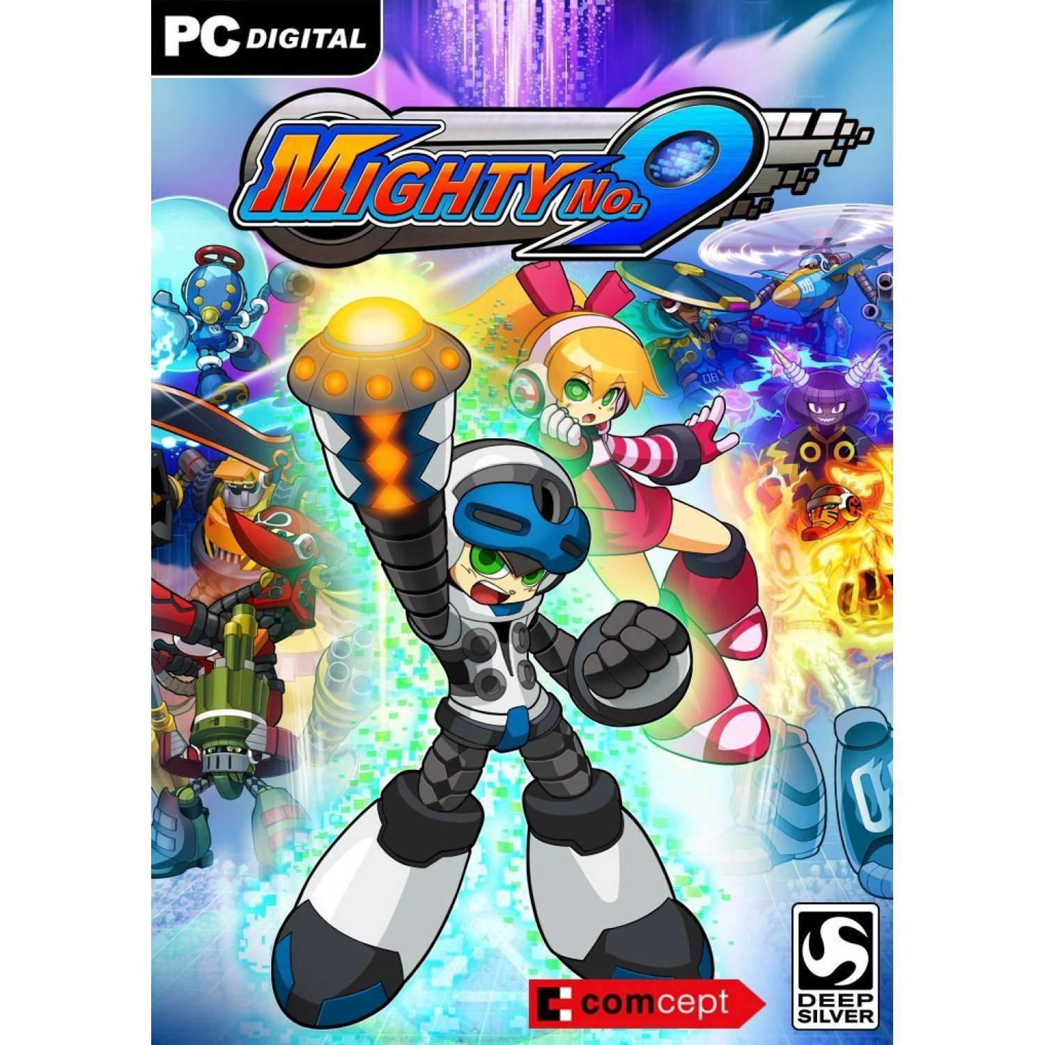 Nexway Mighty No. 9 - Ray Expansion Video game downloadable content (DLC) PC Español