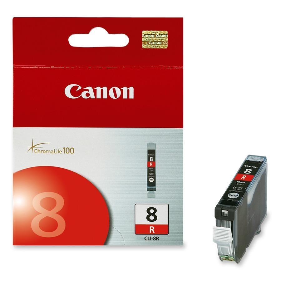 Canon CLI-8R inktcartridge Original Rood 1 stuk(s)