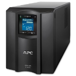 APC SMC1000IC Line-Interactive 1000VA 10AC outlet(s) Mini tower Black uninterruptible power supply (UPS)