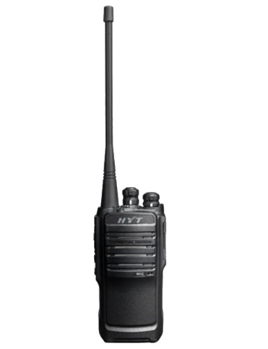 Hytera TC-446S two-way radio 16 channels 446.00625 – 446.09375 Black