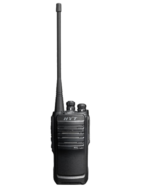 "Hytera TC-446S 16channels 446.00625 �?"" 446.09375MHz Black two-way radio"