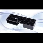 International Cash Drawer FT-100-(7/5)-INS cash tray Black