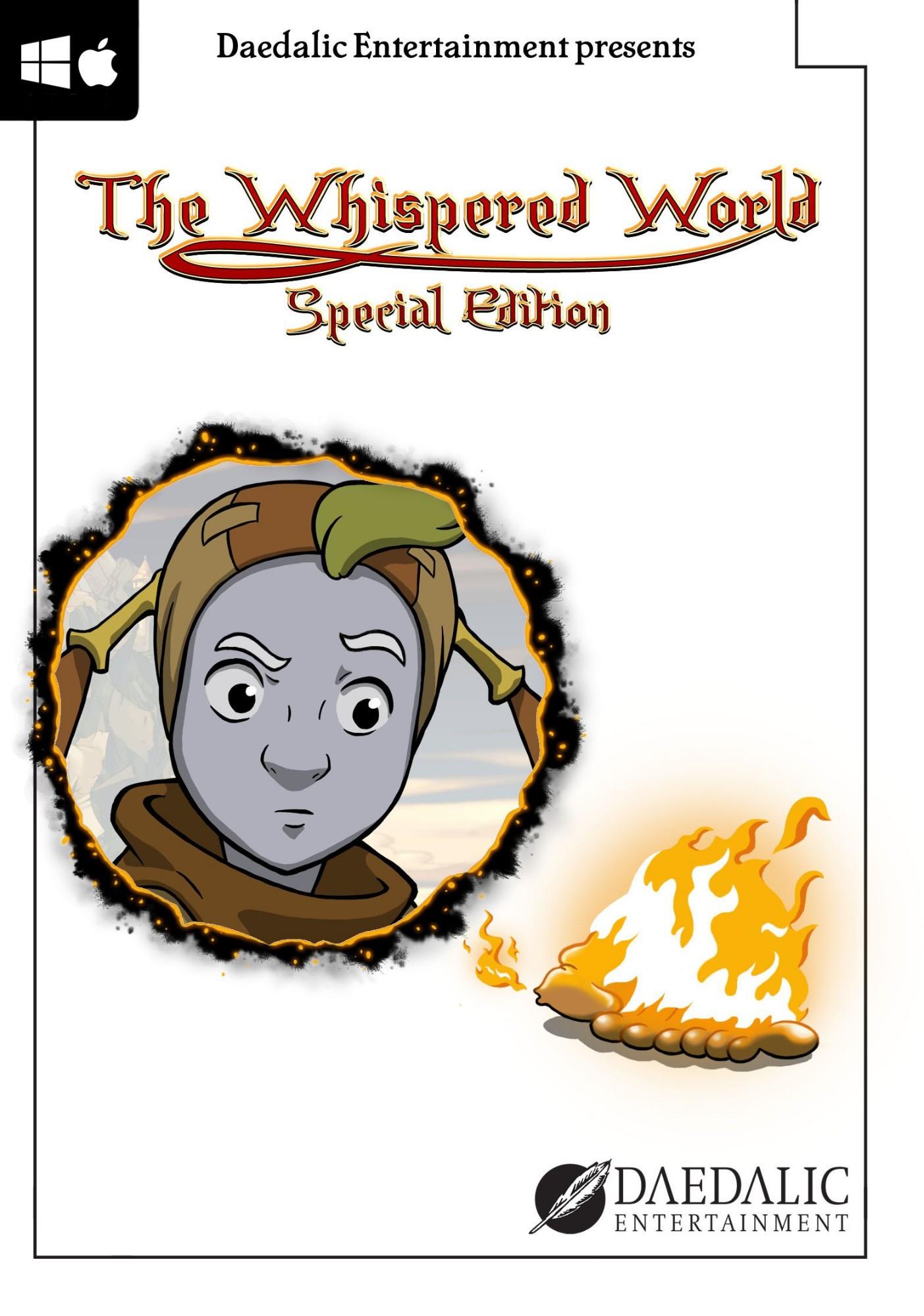 Nexway The Whispered World Special Edition vídeo juego PC/Mac Especial Español