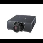 Panasonic PT-DZ13KE Desktop projector 12000ANSI lumens DLP WUXGA (1920x1200) 3D Black data projector