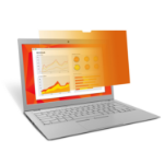 """3M Gold Touch Privacy Filter for 12.5"""" Full Screen Laptop"""