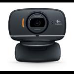 Logitech C525 1280 x 720Pixeles USB 2.0 Negro cámara web