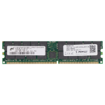 2-Power MEM6002A memory module 1 GB DDR 400 MHz ECC
