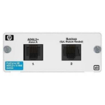 Hewlett Packard Enterprise Analog Backup Modem Module Ethernet LAN network management device
