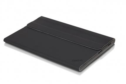 "Lenovo 4X40H19305 11.6"" Folio Black tablet case"