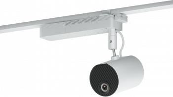 Epson - Mounting kit (mount) for projector - white - track mount - for LightScene EV-100, EV-105
