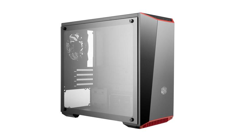 Cooler Master MasterBox Lite 3.1 TG computer case Mini-Tower Black