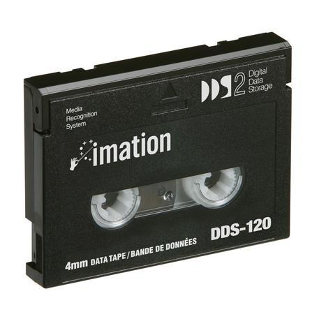 Imation Data Cartridge 4mm Dds-2 120m 4GB 1-pk